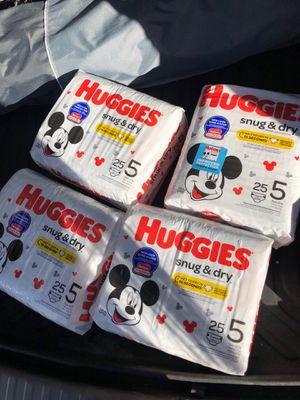Huggies diapers for Sale in Oceanside, CA