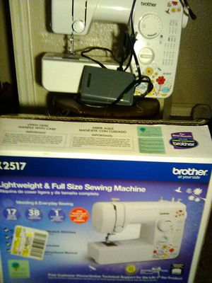 Brother sewing machine for Sale in Winter Haven, FL