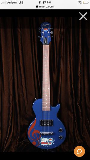 2000 Pepsi promotion electric guitar for Sale in Altoona, PA
