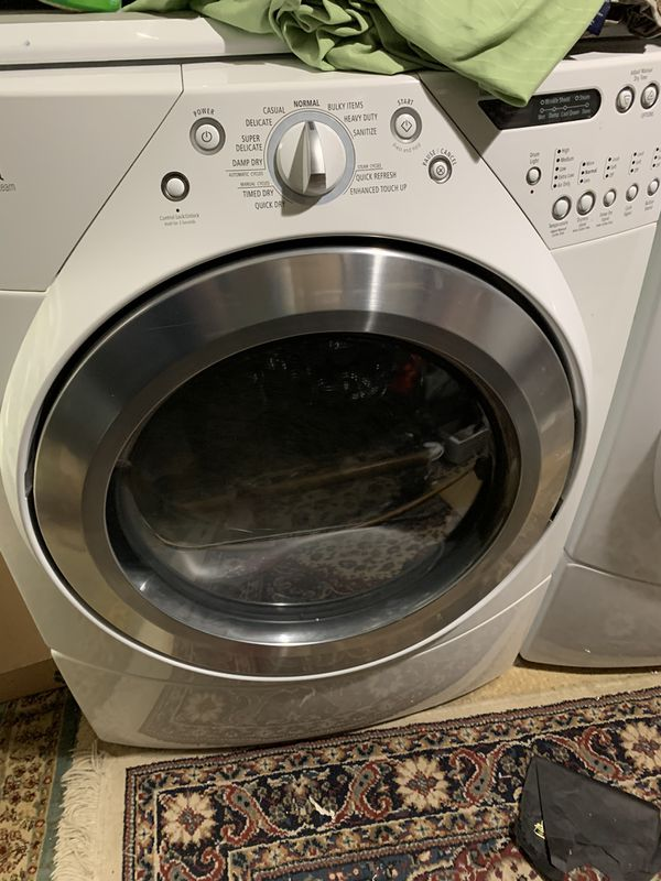 Whirlpool Washer & Dryer & Worksurfaces $500
