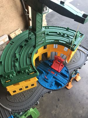 Thomas and friends super station for Sale in Pomona, CA