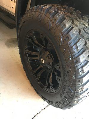 Fuel wheels for Sale in Auburn, MA