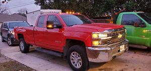 Silverado 2015 3500HD for Sale in Dallas, TX