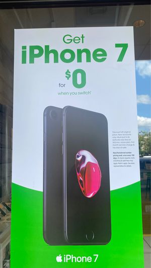 FREE BRAND NEW IPHONE 7 for Sale in Greensboro, NC