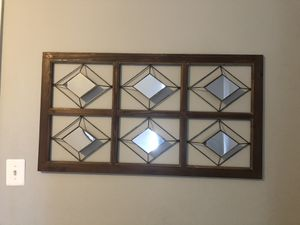 Metal and Wood Wall Decor for Sale in Philadelphia, PA