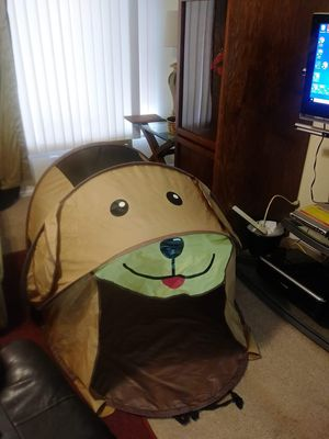kids dog tent for Sale in Cape Coral, FL