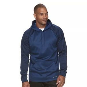 TekGear Warmtek Athletic Hoodie Blue - Adult Medium for Sale in Aurora, CO
