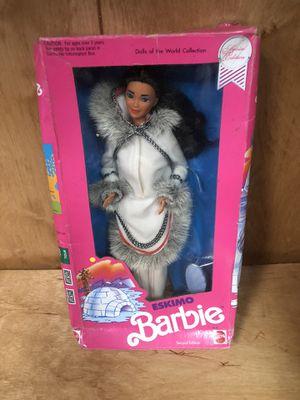 Eskimo Barbie Second Edition for Sale in Newport News, VA