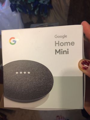 Google home mini for Sale in Old Town, ME