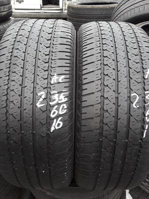 235/60-16 #2 tires for Sale in Alexandria, VA