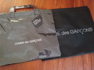 Comme des garcons tote bag pvc for Sale in Los Angeles, CA