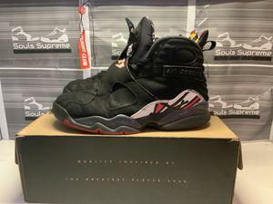 Nike air Jordan retro 8 'playoff' size 9 for Sale in Cincinnati, OH