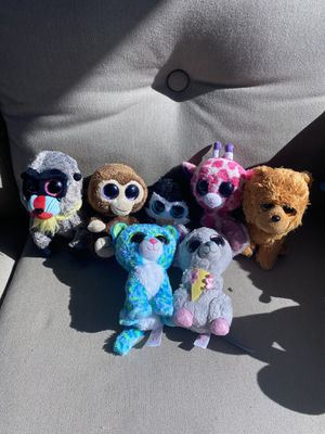 Ty Beanie Baby boos for Sale in Seaford, NY