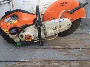 STIHL TS 420 saw for Sale in Magnolia, DE