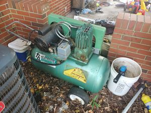 Sears Air compressor and paint sprayer for Sale in Norfolk, VA