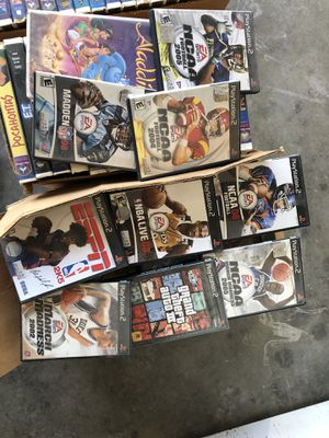 PlayStation 2 video games for Sale in Selma, CA