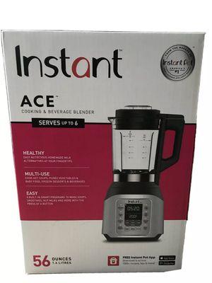 Instant Pot Ace 60 Cooking Blender for Sale in East Windsor, NJ