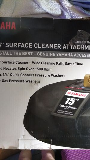 Yamaha 15 inch surface cleaner attachment for Sale in Belle Isle, FL