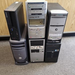 6 working computers for Sale in Nicholasville, KY