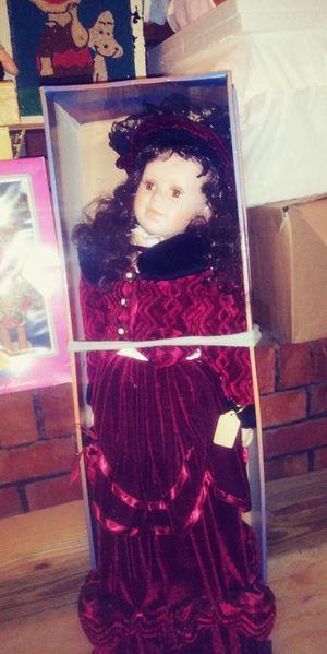 Real antique doll for Sale in Jonesboro, GA