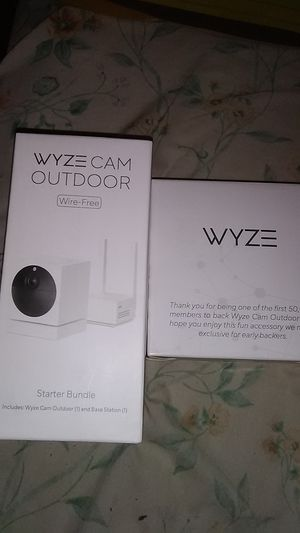 Wyze cam outdoor for Sale in Wheaton, MD