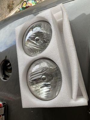 2017 Jeep OEM headlight lenses for Sale in Austin, TX