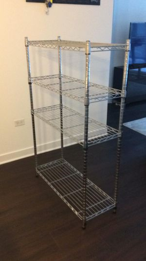 ELEGANT KITCHEN SHELVES 4 LEVELS TOWER for Sale in Chicago, IL