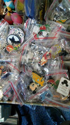 Disney pins $3 each for Sale in Turlock, CA