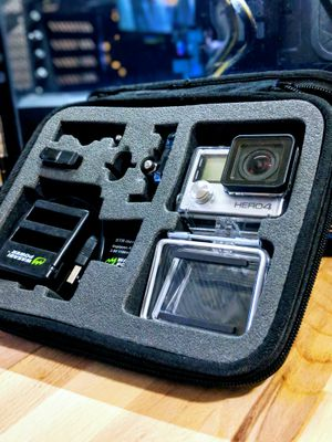 GoPro Hero 4 Silver Edition - over 30+ accessories included! for Sale in Austin, TX