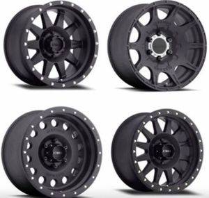 """17"""" METHOD Wheels & Tires SPECIAL ✅ Firestone M/T 255/75R17 Tires ✅ 17"""" METHOD Rims ONLY $1599 Complete for Sale in Whittier, CA"""