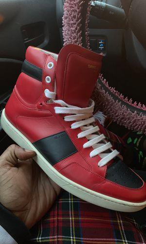 Saint Laurent designer shoe for Sale in Washington, DC