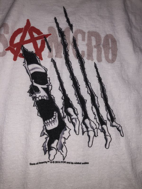 2014 Samcro Sons of Anarchy SOA T Shirt