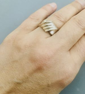 Vintage 925 sterling silver ring size 8 for Sale in Bloomfield Hills, MI