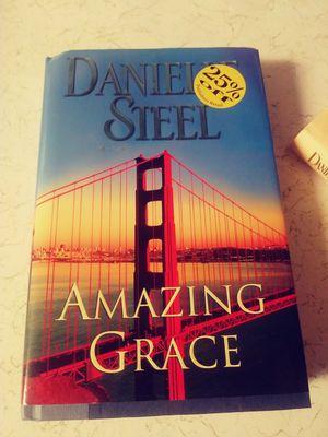 "Danielle Steel Book "" Amazing Grace "" for Sale in Montgomery, AL"