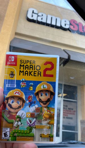Super Mario maker 2 for Sale in El Monte, CA