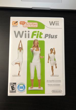Wii Fit Plus Game for Sale in Taylor, MI