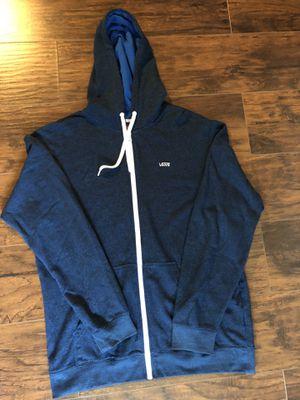 Vans zip up hoodie for Sale in Renton, WA