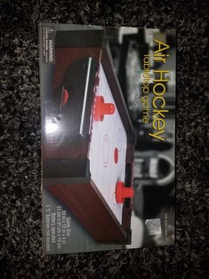 Tabletop Air Hockey for Sale in Tamaqua, PA