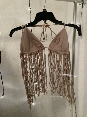 Fringe crop top for Sale in Davie, FL
