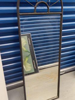 Metal Frame Mirror for Sale in Arlington,  VA