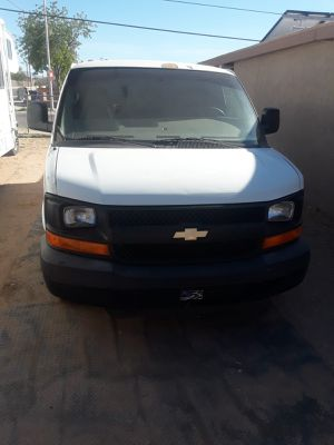 08 Chevy Express cleaning van for Sale in Tucson, AZ
