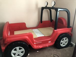 Jeep Twin bed for Sale in Fontana, CA