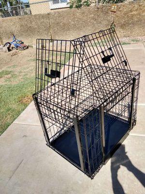 Large dog cage/ jaula grande for Sale in Phoenix, AZ
