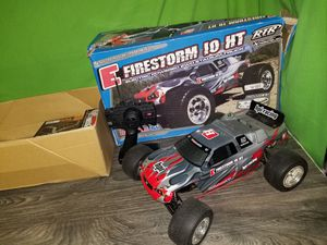 firestorm rc car for Sale in Chesapeake, VA