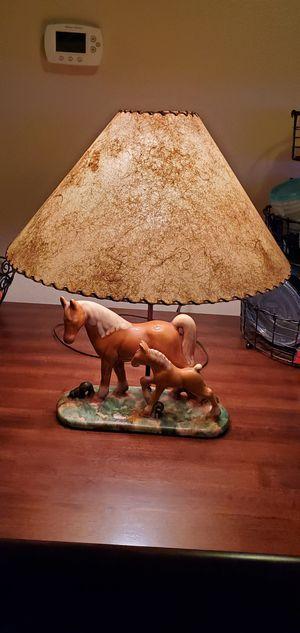 Royal Haeger Horse Lamp for Sale in Denver, CO