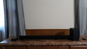 RCA home theater Sub woofer and sound bar for Sale in Westerville, OH