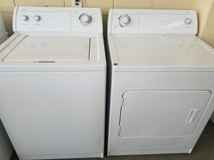 Whirlpool washer and dryer sets $299 for Sale in Tampa, FL