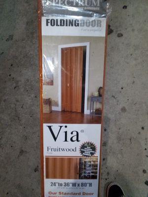 Via fruitwood Folding door for Sale in Chula Vista, CA