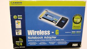 Linksys Wireless Network Adapter for Sale in Las Vegas, NV
