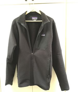 Patagonia R2 TechFace Jacket Men's Large Black for Sale in Phoenix, AZ